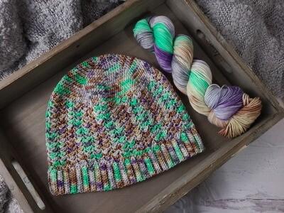 Japan Beanie Crochet Kit