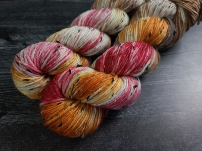 Egypt Hand Dyed Yarn