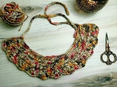 Tahani Necklace Crochet Kit