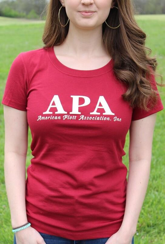 Women's Maroon T Shirt