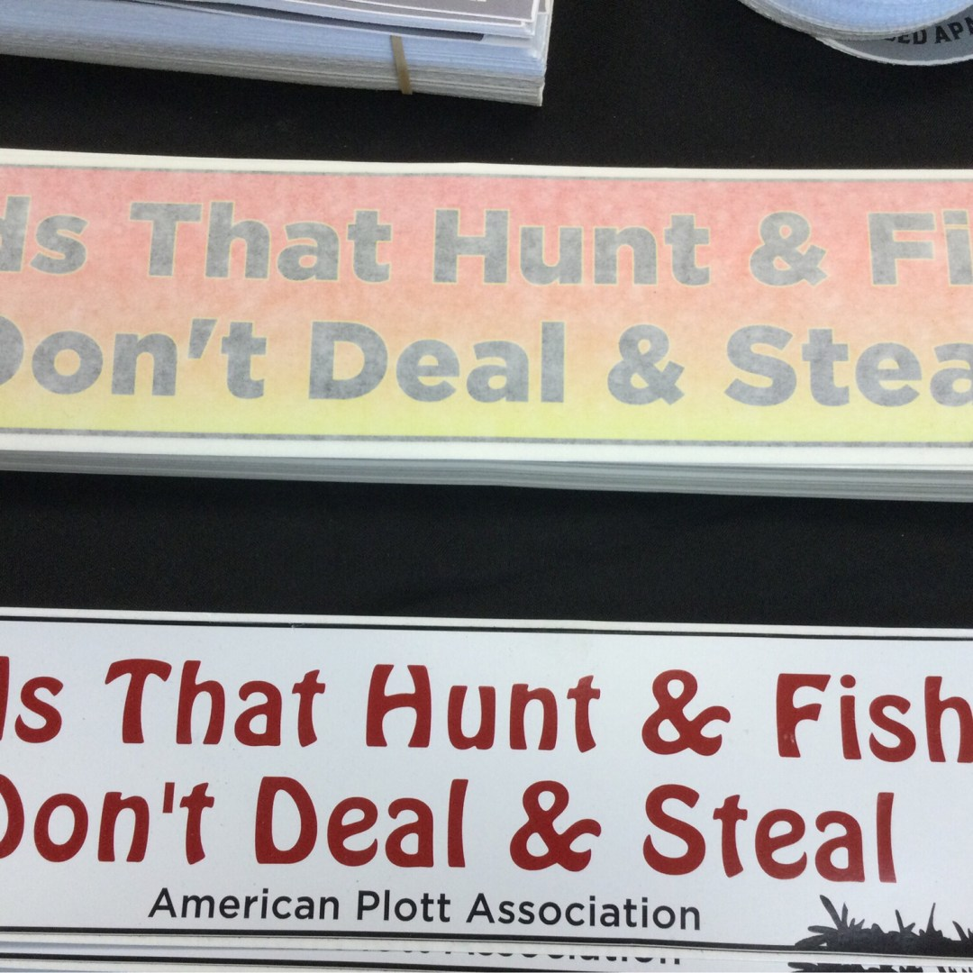 Kids that Hunt Decal