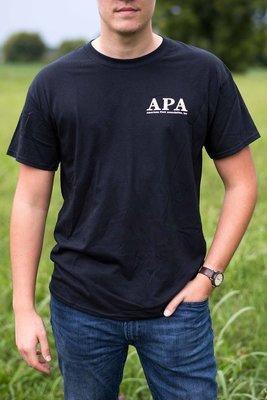 Original black APA T