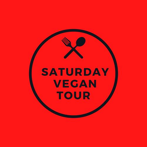 Vegan Food Tour, Saturday 25 September 2021