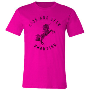 Hide and Seek Champ Unicorn *Multiple Colors