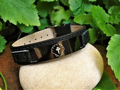 sAfe Jewellery -Travellers Cross bracelet