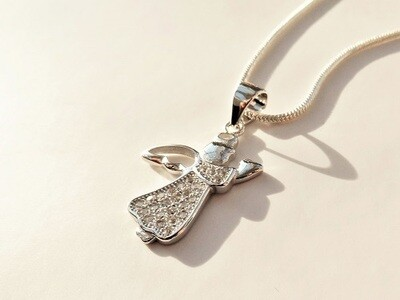 Guardian Angel spiritual necklace  ~ for guidance