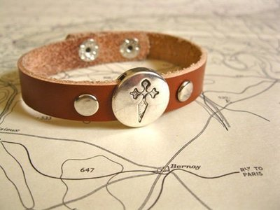 St James bracelet of Spanish Camino de Santiago