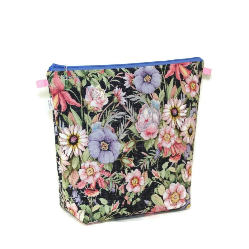 Spring Flowers - Tall Wedge