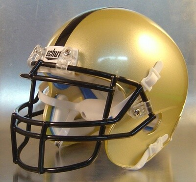Clyde Bulldogs HS 2008-2009 (TX) - mini-helmet