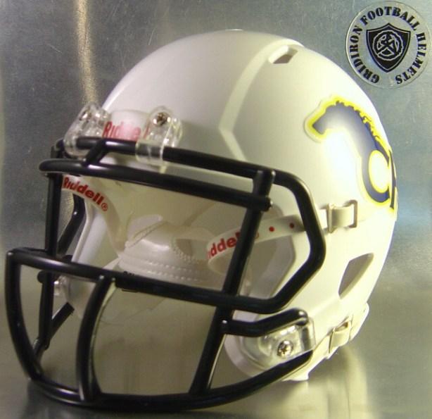Cypress Ranch Mustangs HS 2014-2017 (TX) (mini-helmet)