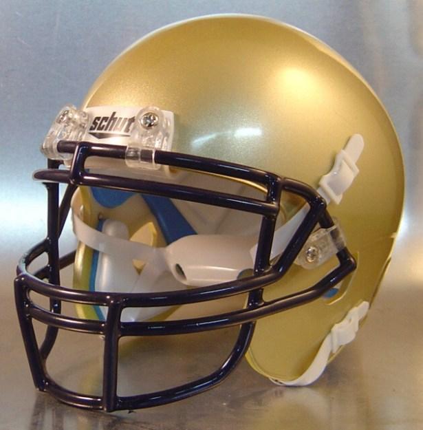 Dallas Jesuit Rangers HS 1997-2015 - mini-helmet