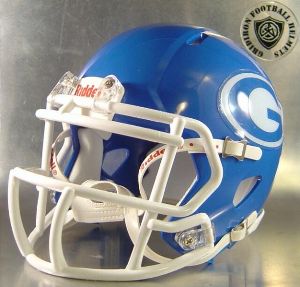Grand Prairie Gophers HS 2007 (TX) - mini-helmet