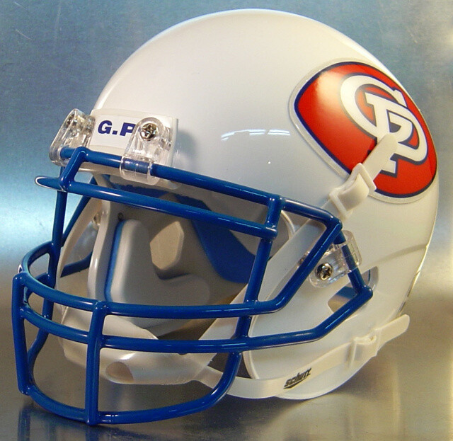 Gregory Portland Wildcats HS 2012-2013 (TX) - mini-helmet