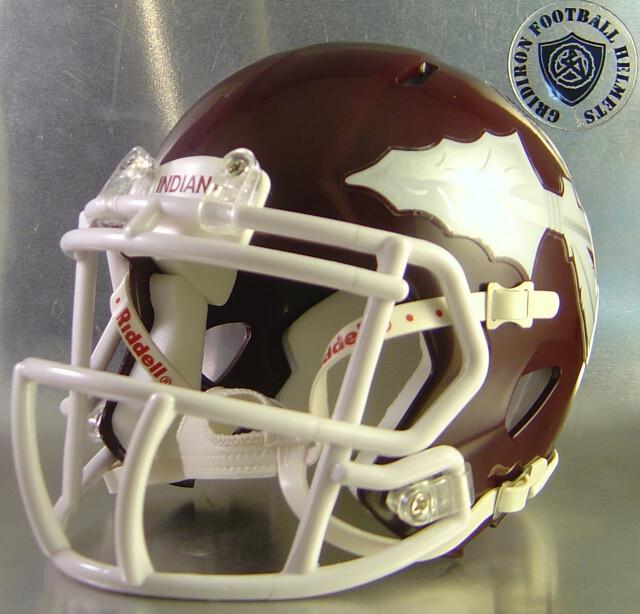 Ysleta Indians HS 2014-2015 (TX)  - mini-helmet