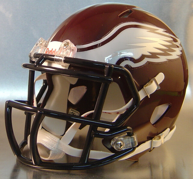 Garland Rowlett Eagles HS 2013-2014 (TX) - mini-helmet