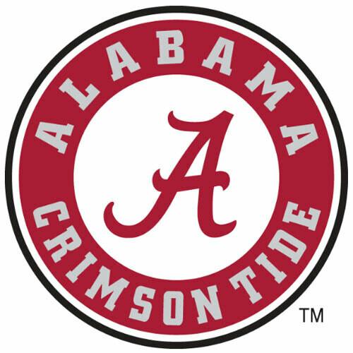 2018 Alabama - SL team sheet