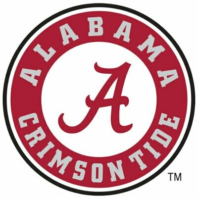 2018 Alabama - SL team sheet