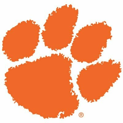 2020 Clemson - SL team sheet