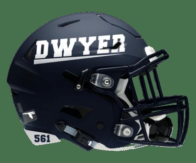 2009 Dwyer (FL) - FNL team sheet