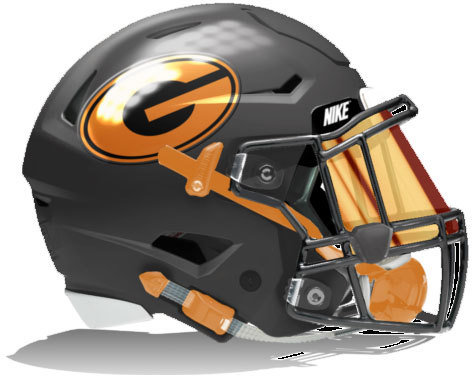 2017 Bishop Gorman (NV) - FNL team sheet​​​​​​​​​​​