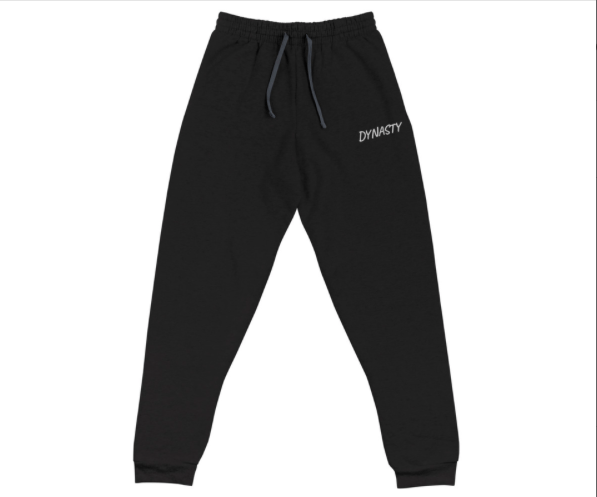 Dynasty SweatPants (Black)