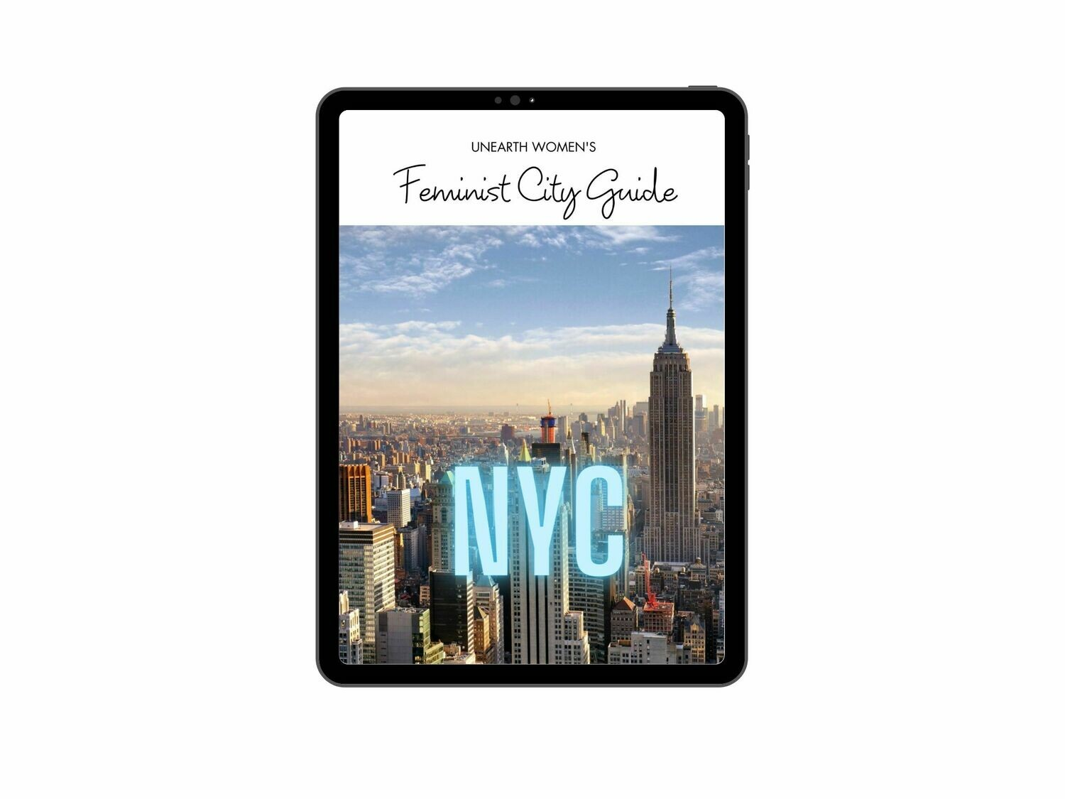 The Feminist City Guidebook to NYC (Digital)
