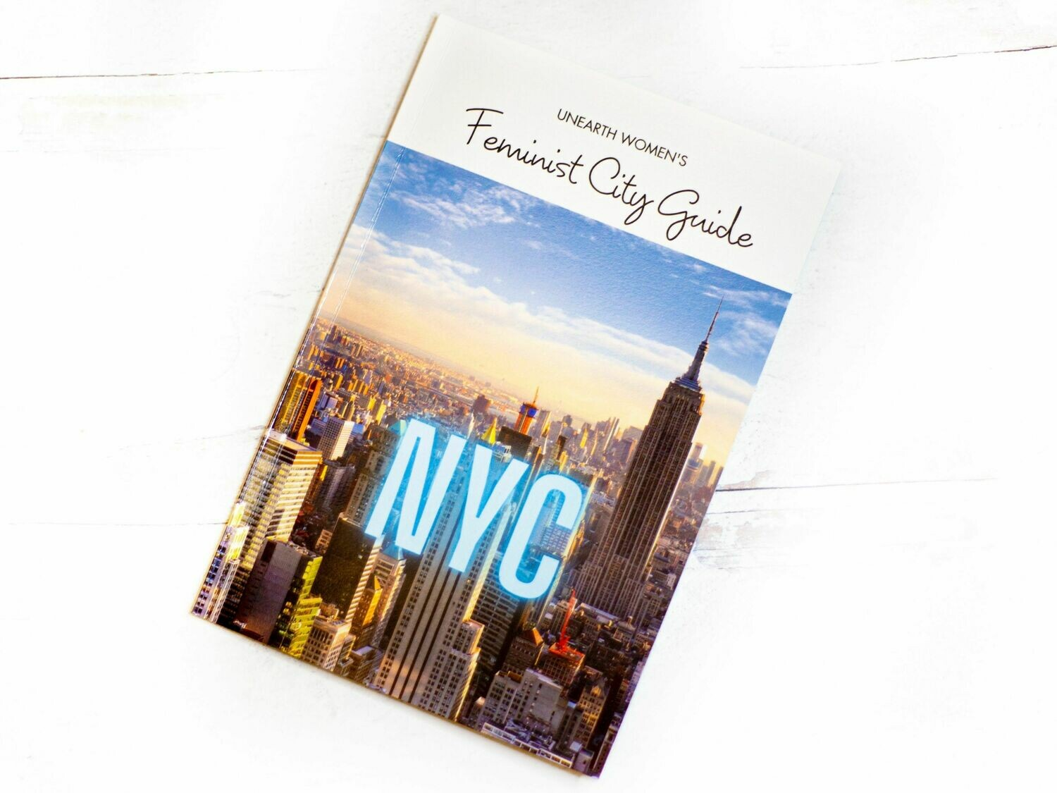 The Feminist City Guidebook to NYC (Print)