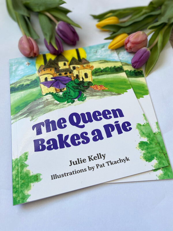 The Queen Bakes a Pie