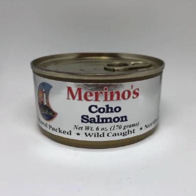 Merino's Wild Coho Salmon