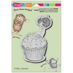House Mouse Cupcake Jump