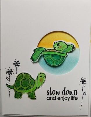 Enjoy Life Card Kit