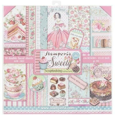 Sweety Paper Pad