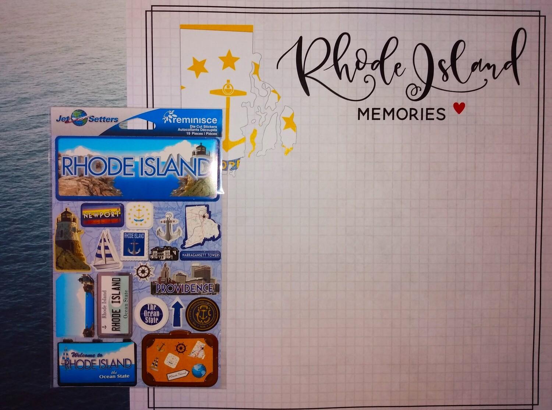 Rhode Island Layout Kit