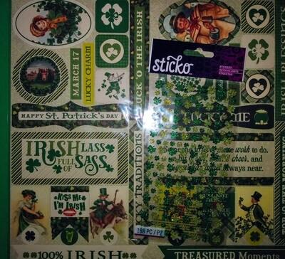 Irish Album Kit