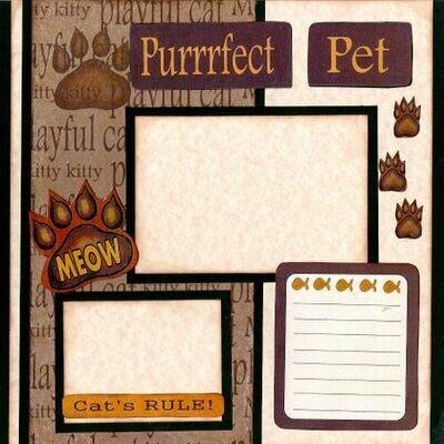 Purrrfect Pet