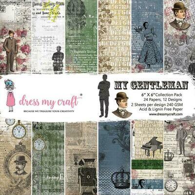 The Gentlemen Paper Pad