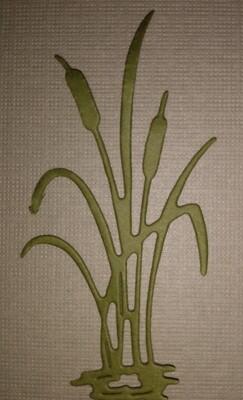 Sea Grass Die Cut