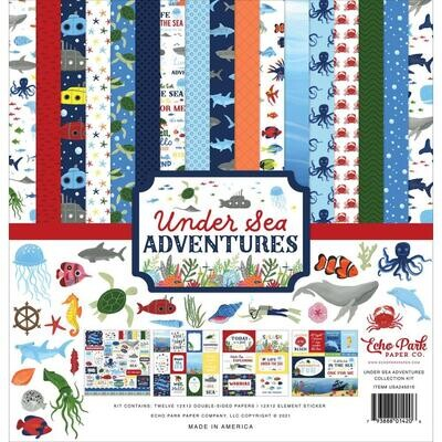 Under Sea Adventures Collection Kit