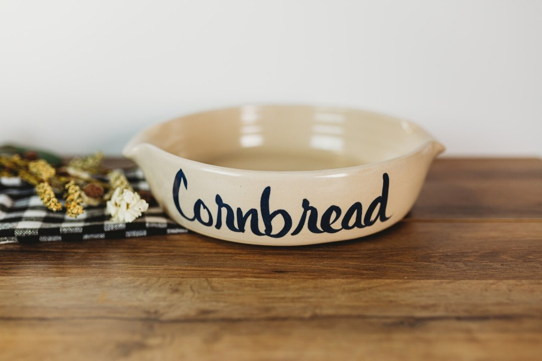 Corn Bread Pan