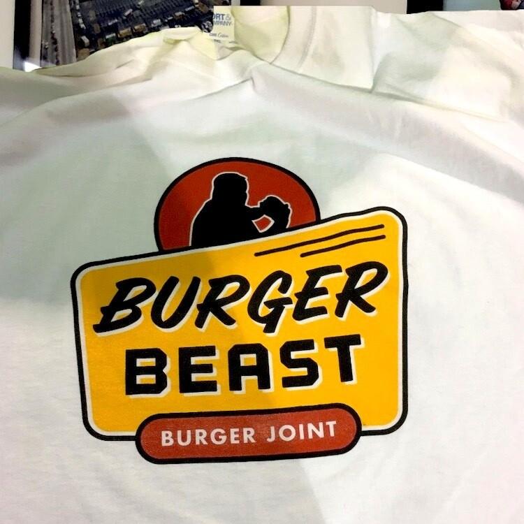 Burger Beast Burger Joint Shirt