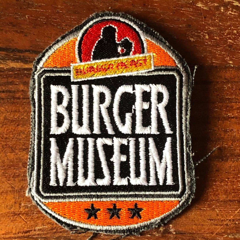 Burger Museum Swag Pack