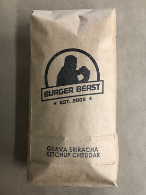 Burger Beast Popcorn