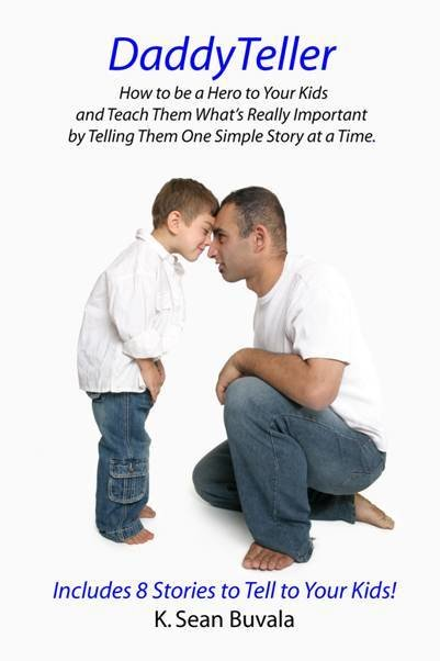 DaddyTeller: Be a Hero to Your Kids by Telling One Simple Story at a Time