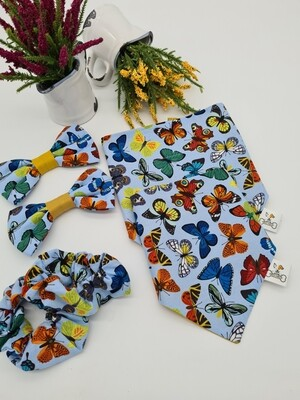 Butterflies Scrunchie