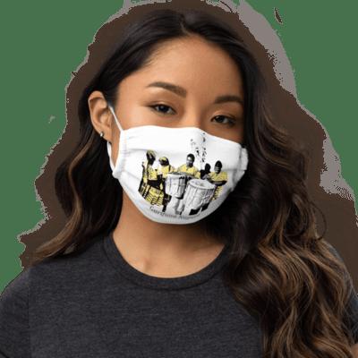 Garifuna Nuguya face masks