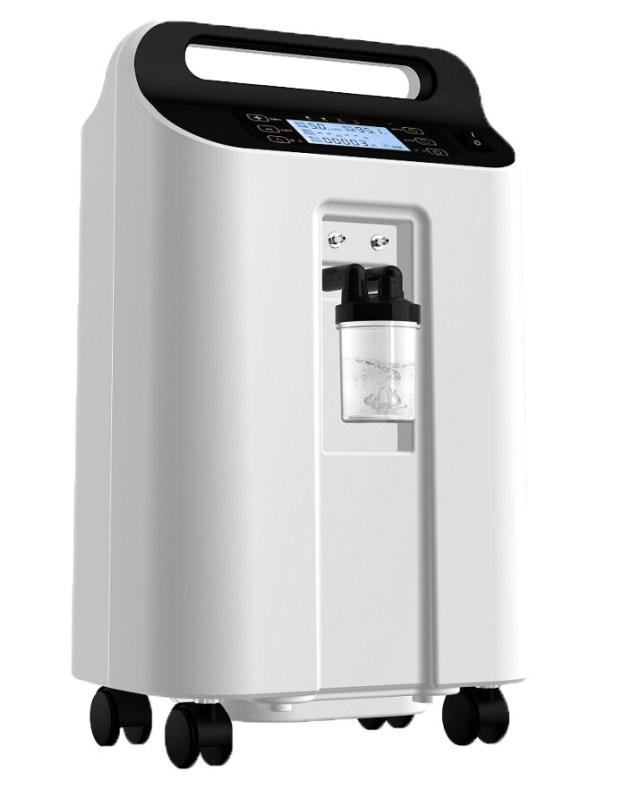 Concentrador de oxígeno con Sistema de Nebulizacion