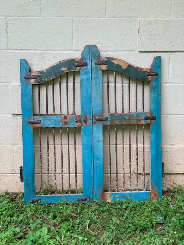 Vintage Gates, Vintage Wall Decor, Iron Gates