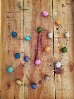 Kasbah Nila Multicoloured - Necklace