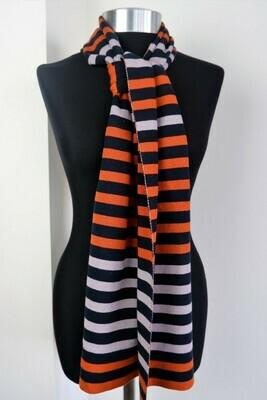 Simone - Organic cotton/wool scarf