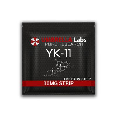 YK-11 SARM STRIPS - 10MG/STRIP